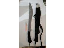Knife recovered during Croydon/Bromley op