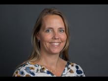 Elin Kjeldstadli Hatlestad, internasjonal programkoordinator i FORUT