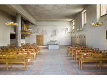 Trons kapell/Chapel of Faith