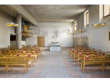 Trons kapell/Chapel of Faith