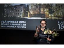PLÅTPRISET 2018