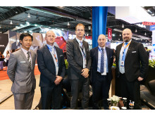UTAS signing ceremony at Singapore Airshow
