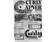 Curly 40 år