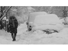 Snømengder 2018