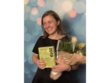 Anne Karin Sundal-Ask er kåret til Årets utøver 2019
