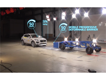 The Mobile Progressive Deformable Barrier test