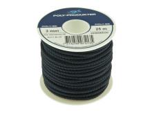 Polyestersilkelinor Nya färger 2013 - Navyblå spole