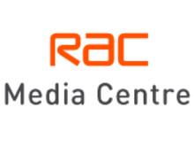 RAC Media Centre logo