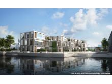 Algeco Smart World Konzeptgebäude Office