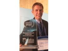 Jesper Baaring CCAC Award