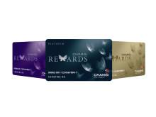 New Changi Rewards 2014 membership cards
