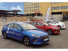 Generation IONIQ Tour 2016