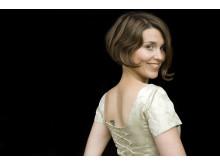 Teresia Bokor, sjunger rollen som Gilda i Rigoletto på NorrlandsOperan 2015.