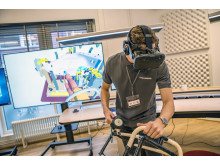 Welding in the virtual environment
