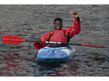 Changing Lives, canoeing