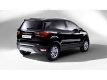 Ford lanserer EcoSport -  ny modell i den lille SUV-klassen.