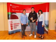 Die Gewinner des Münchner Gründerpreis 2018: KWERQUS UG