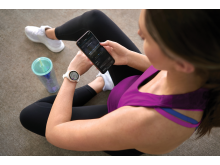 Garmin Pregnancy Tracking