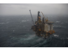 Offshore plattform Brage, Wintershall