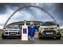 Ford har vært offisiell samarbeidspartner til Champions League i 21 år