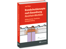 Brandschutzkonzepte nach Bauordnung Nordrhein-Westfalen (3D/tif)
