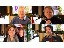 Gjesteprogramledere på Julekanalen P7 Klem