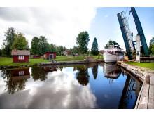 Göta kanal-Photo Cred Åsa Dahlgren