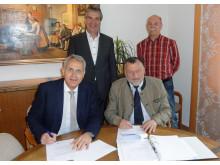 Verlängerung Gas-Konzession Untergriesbach