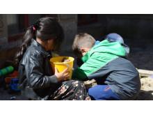 Barnaministeriet dokumentär - Jag vill ha ett hus