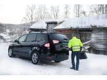 Ford Galaxy varebil nyttekjøretøy 2017
