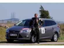 ORESUND RALLY 2012 - Ford Focus EcoBoost 1,0