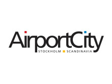 Airport City Stockholms logotyp