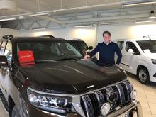 Høy Toyota-etterspørsel i april i Namsos