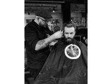 Richard Johansson, Honest Al's Barbershop, Stockholm