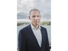 Jakob Bökman, utvecklingschef på Telenor