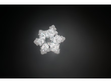 JodNatur-Kristall nach Emoto