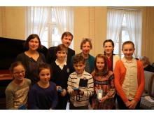 Schumannhaus Leipzig bietet Audioguide von Kindern für Kinder