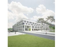 Neubau Uniklinik Jena