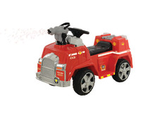 MV Sports-Marshall fire fighting truck with bubbles