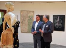 Finanzminister Görke zu Besuch im Barnim