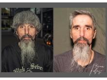 Barber Angels-Gast vorher-nachher