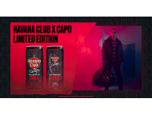 Havana Club X Capo Limited Edition