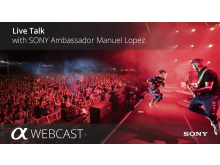 Live Talk Manuel Lopez