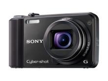 Cyber-shot DSC-H70 von Sony_Schwarz_02