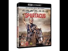 Spartacus, 4K Ultra HD