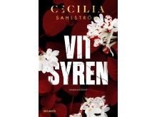 Vit syren - Cecilia Sahlström - omslag