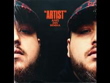 """Omslag_""""ARTIST""""_ Anis Don Demina"""