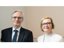 Paula Risikko ja Matti Uusitupa
