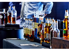 Scandlines Whisky & Festival im BorderShop Puttgarden