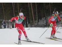 Anne Marit Bredalen, normalprogram kvinner, Junior-VM, Minsk